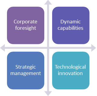 Framework for managing strategic change